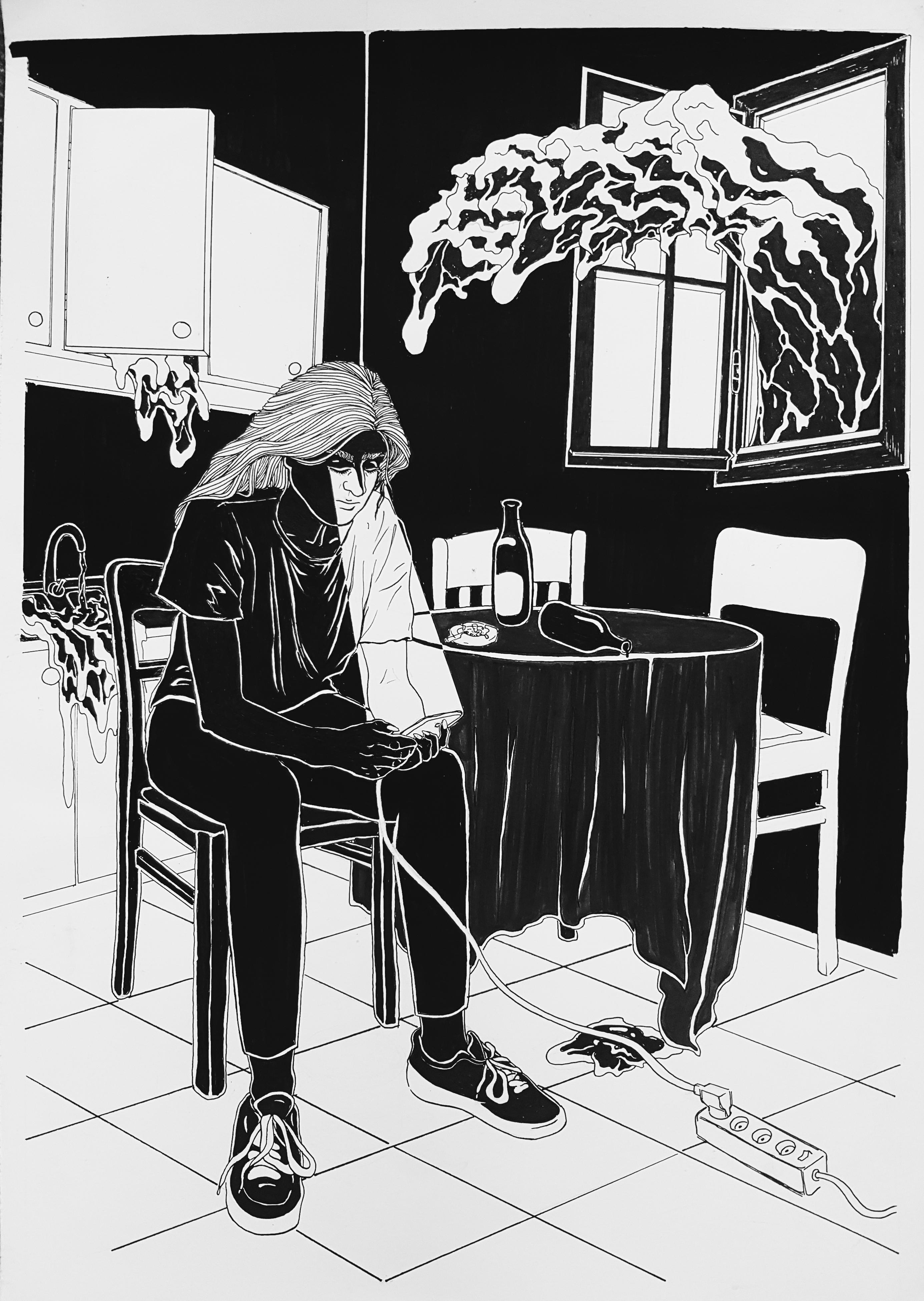 Melancholic future